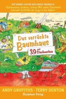 Andy Griffiths: Das verrückte Baumhaus 03 - mit 39 Stockwerken, Buch