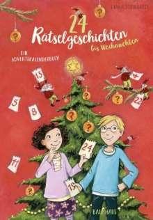 Diana Steinbrede: 24 Rätselgeschichten bis Weihnachten, Buch