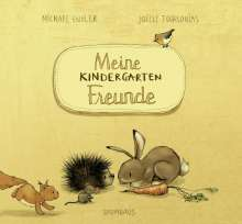 Michael Engler: Meine Kindergartenfreunde, Buch