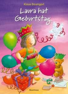 Klaus Baumgart: Laura hat Geburtstag, Buch