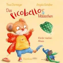Thea Dormeyer: Das Picobello-Mäuschen - Kleider machen Mäuse, Buch