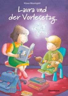Klaus Baumgart: Laura und der Vorlesetag, Buch