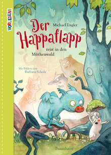 Michael Engler: Der Happaflapp reist in den Müthenwald, Buch