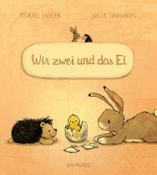 Michael Engler: Wir zwei und das Ei, Buch