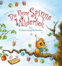 Diana Amft: Die kleine Spinne Widerlich - Der Geburtstagskalender, Kalender