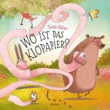 Susan Batori: Wo ist das Klopapier?, Buch