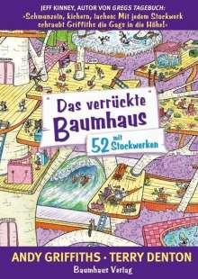 Andy Griffiths: Das verrückte Baumhaus 04 - mit 52 Stockwerken, Buch