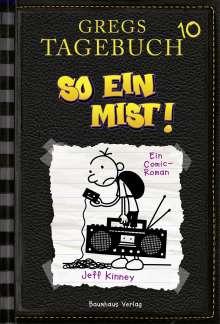 Jeff Kinney: Gregs Tagebuch 10 - So ein Mist!, Buch