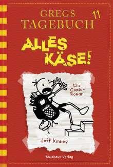Jeff Kinney: Gregs Tagebuch 11 - Alles Käse!, Buch