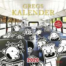 Jeff Kinney: Gregs Kalender 2020, Diverse