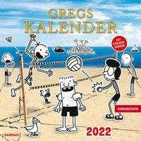 Jeff Kinney: Gregs Kalender 2022, Kalender