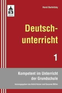 Horst Bartnitzky: Deutschunterricht, Buch