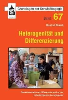 Manfred Bönsch: Heterogenität und Differenzierung, Buch