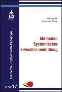 Rolf Arnold: Methoden Systemischer Erwachsenenbilung, Buch