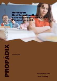 Lena Janning: Heitmeyers Desintegrationstheorie, Buch