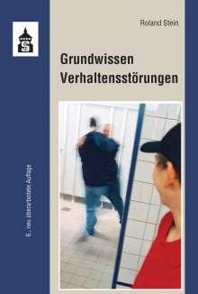 Roland Stein: Grundwissen Verhaltensstörungen, Buch