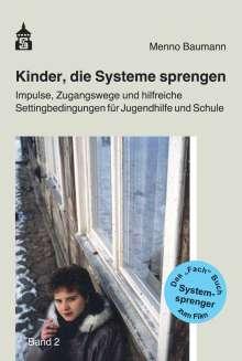 Menno Baumann: Kinder, die Systeme sprengen, Buch