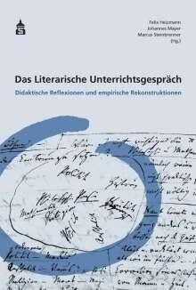 Das Literarische Unterrichtsgespräch, Buch