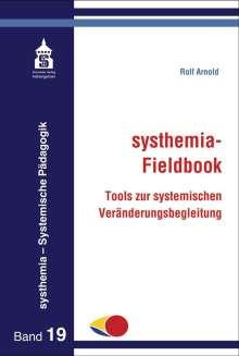 Rolf Arnold: systhemia-Fieldbook, Buch
