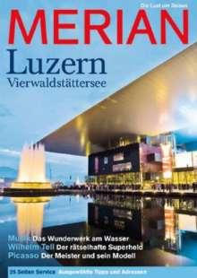 MERIAN Luzern, Buch