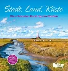 Christa Maria Andersen: HOLIDAY Reisebuch: Stadt, Land, Küste, Buch