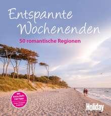 Heidi Bauer: HOLIDAY Reisebuch: Entspannte Wochenenden, Buch