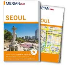 Peter Messingfeld: MERIAN live! Reiseführer Seoul, Buch