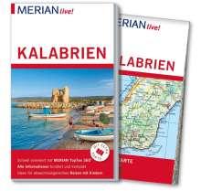 Peter Amann: MERIAN live! Reiseführer Kalabrien, Buch
