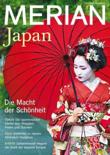 MERIAN Japan, Buch