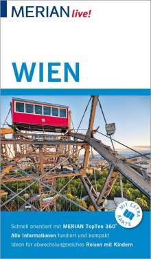 Christian Eder: MERIAN live! Reiseführer Wien, Buch