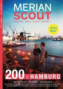 MERIAN Scout Hamburg, Buch