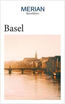 Axel Nowak: MERIAN Reiseführer Basel, Buch