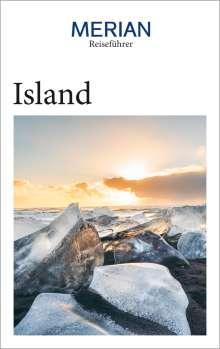 Gudrun Kloes: MERIAN Reiseführer Island, Buch
