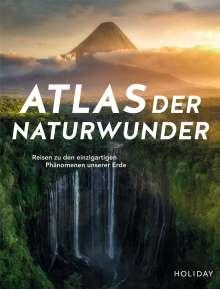 Don Fuchs: Fuchs, D: HOLIDAY Reisebuch: Atlas der Naturwunder, Buch