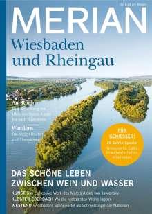 MERIAN Magazin Wiesbaden und der Rheingau 10/21, Buch