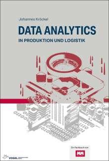 Johannes Kröckel: Data Analytics, Buch
