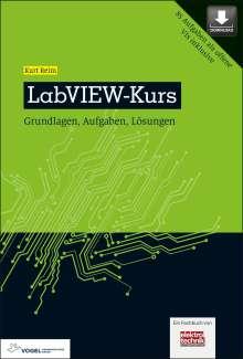 Kurt Reim: LabVIEW-Kurs, Buch