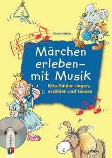 Dörte Rehder: Märchen erleben - mit Musik, Buch