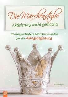 Sabine Meyer: Die Märchenstube, Buch