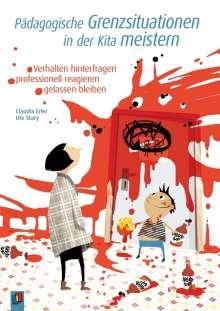 Claudia Erler: Pädagogische Grenzsituationen in der Kita meistern, Buch