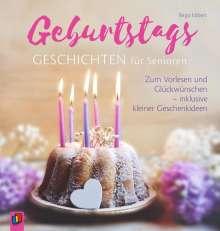 Birgit Ebbert: Geburtstagsgeschichten für Senioren, Buch