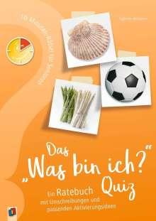 """Sieglinde Hofmann: 10-Minuten-Rätsel für Senioren - Das """"Was bin ich?"""" - Quiz, Buch"""