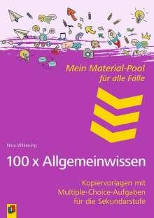 Nina Wilkening: Mein Material-Pool für alle Fälle - 100 x Allgemeinwissen, Diverse
