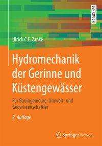 Ulrich C. E. Zanke: Hydromechanik der Gerinne und Küstengewässer, Buch