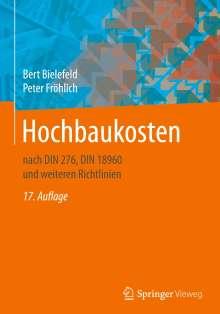 Bert Bielefeld: Hochbaukosten, Buch
