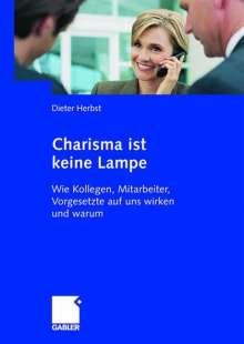 Dieter Herbst: Charisma ist keine Lampe, Buch