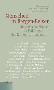 Menschen in Bergen-Belsen, Buch