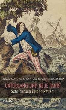 Andreas Bähr: Untergang und neue Fahrt, Buch
