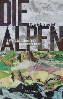 Patrick Stoffel: Die Alpen, Buch