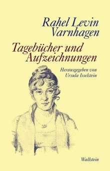Rahel Levin Varnhagen: Tagebücher und Aufzeichnungen, Buch